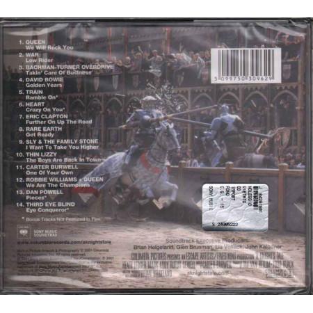 AA.VV. CD A Knight's Tale OST Soundtrack Sigillato 5099750309629