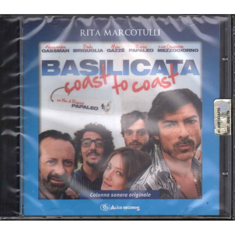 Rita Marcotulli CD Basilicata Coast To Coast OST Sigillato 8034105340060