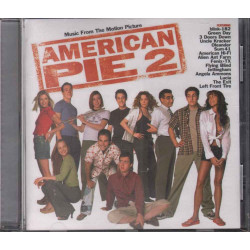 AA.VV. CD American Pie 2 OST Soundtrack Sigillato 0044001449420