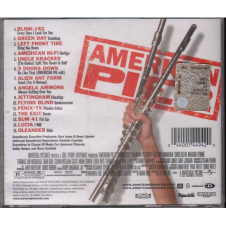 American Pie 2 0044001449420