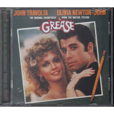 AA.VV. CD Grease OST Soundtrack Sigillato 0044004404129