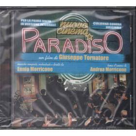 Ennio Morricone CD Nuovo Cinema Paradiso OST Sigillato 0044006715728