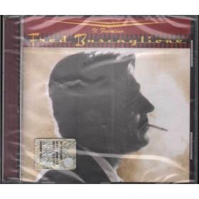 Fred Buscaglione CD Il Favoloso Fred Buscaglione / Warner Fonit Sigillato