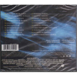 John Williams CD Harry Potter And The Chamber Of Secrets OST Sigillato 0075679315922