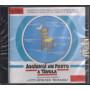 Armando Trovaioli CD Aggiungi Un Posto A Tavola OST Soundtrack Sigillato 0090317158228