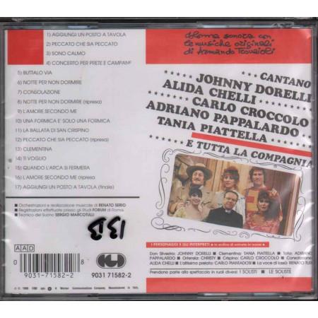 Armando Trovaioli  Aggiungi Un Posto A Tavola OST Soundtrack 0090317158228