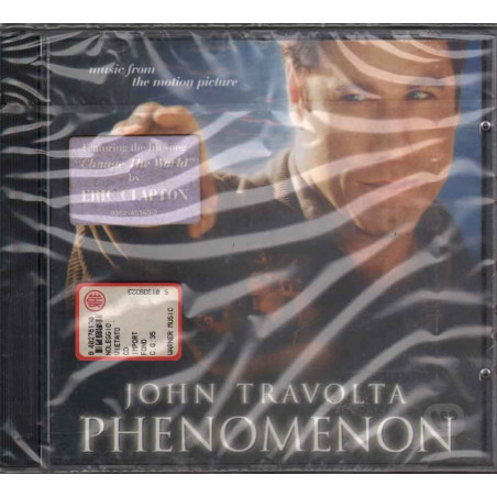 AA.VV. CD Phenomenon OST Soundtrack Sigillato 0093624636021
