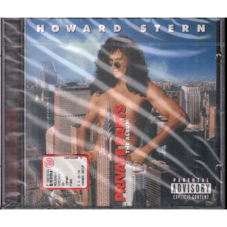 AA.VV. CD Howard Stern: Private Parts OST Soundtrack Sigillato 0093624647720
