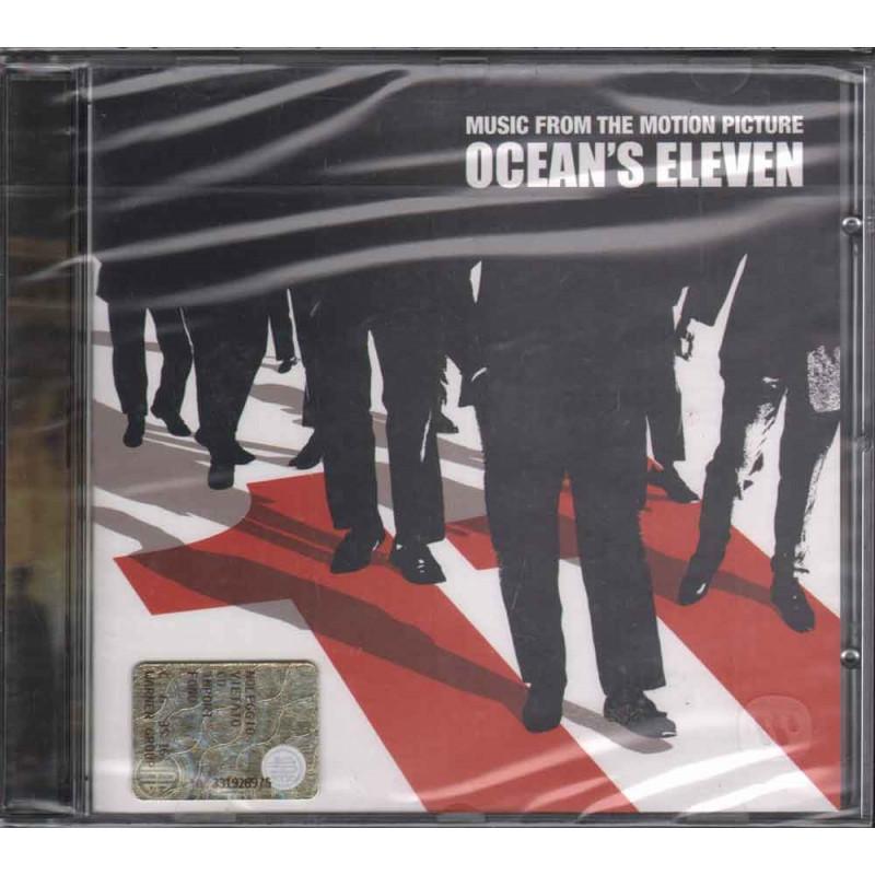 AA.VV. CD Ocean's Eleven OST Soundtrack Sigillato 0093624811220
