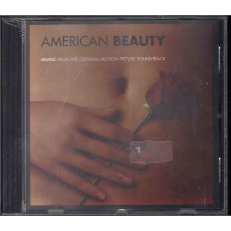AA.VV. CD American Beauty OST Soundtrack Sigillato 0600445021020