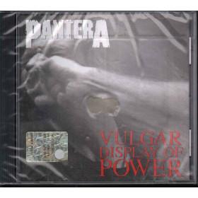 Pantera CD Vulgar Display Of Power Nuovo Sigillato 0075679175823