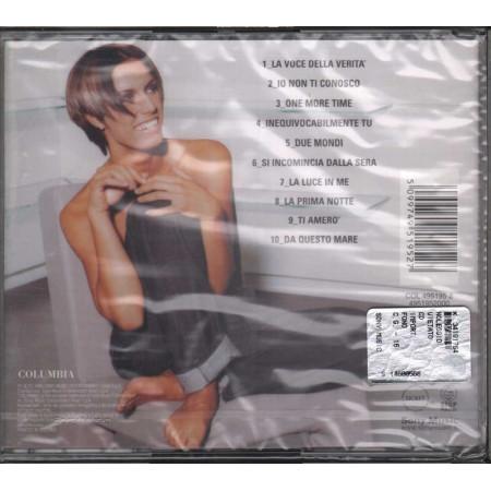 Annalisa Minetti CD Qualcosa Di Piu' Nuovo Sigillato 5099749519527