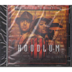 AA.VV. CD Hoodlum OST Soundtrack Sigillato 0606949013127