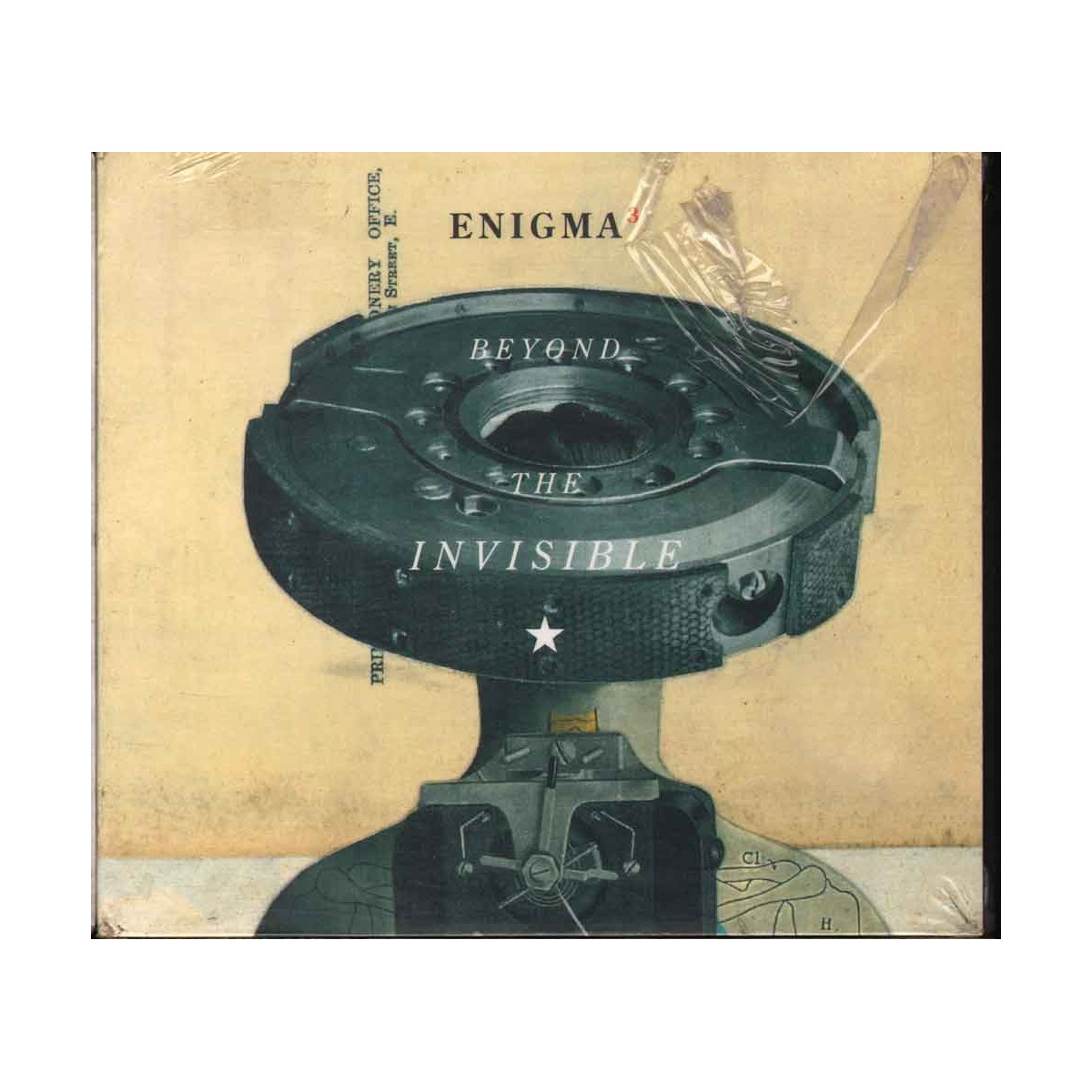 Enigma ‎ CD'S Maxi - Beyond The Invisible Nuovo Sigillato 0724389382228
