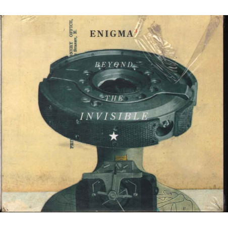Enigma ‎CD'S Maxi - Beyond The Invisible / Virgin Sigillato 0724389382228