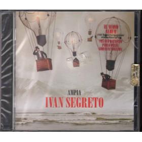 Ivan Segreto CD Ampia / Epic Sigillato 0886970929820