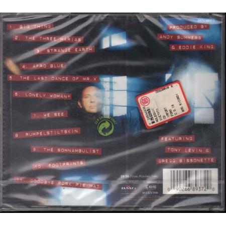 Andy Summers CD The Last Dance Of Mr. X Sigillato 0090266893720