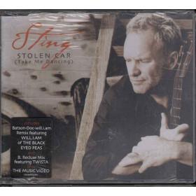 Sting CD's SINGOLO Stolen Car (Take Me Dancing) Sigillato 0602498622667