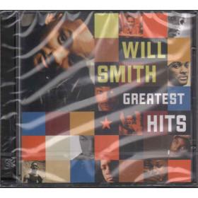 Will Smith  CD Greatest Hits Nuovo Sigillato 5099751022220