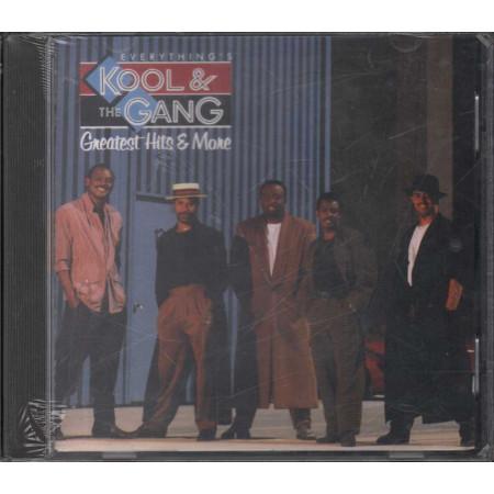Kool And The Gang CD Everything's Kool & The Gang: Greatest Sig 0042283478022