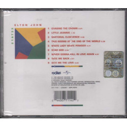 Elton John ‎‎CD 21 At 33 - 077 114-2 Nuovo Sigillato 0044007711422