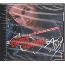 Gianna Nannini CD America e altri grandi successi Nuovo Sigillato 0886970301428