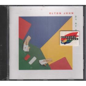 Elton John CD 21 At 33 - 800 055-2 Nuovo Sigillato 0042280005528
