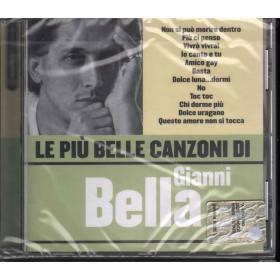 Gianni Bella CD Le Piu' Belle Canzoni Di Gianni Bella Nuovo Sigillato 0731452862228