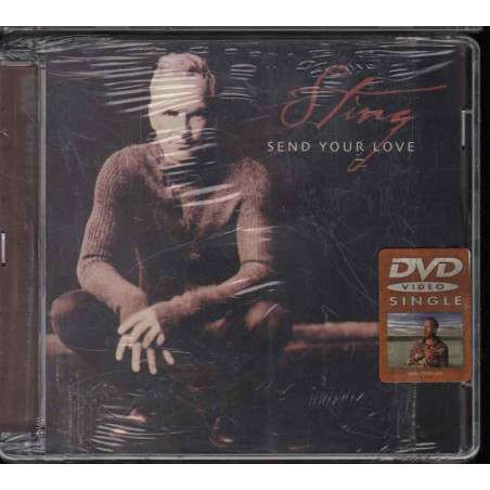 Sting DVD Audio SINGOLO Send Your Love Sigillato 0602498101025