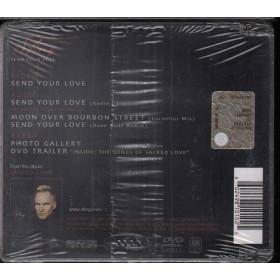Sting DVD Audio SINGOLO Send Your Love Sigillato 0602498101025