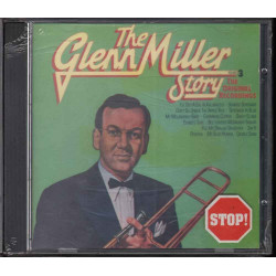 Glenn Miller CD The Glenn Miller Story Volume 3 Nuovo 0035628922229