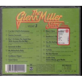 Glenn Miller CD The Glenn Miller Story Volume 3 Nuovo 0035628922229