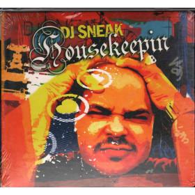 DJ Sneak CD Housekeepin - Digipack Nuovo Sigillato 0672465401229