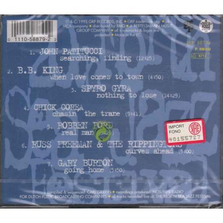 AA.VV. CD GRP Live At The North Sea Jazz Festival Sigillato 0011105887922