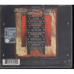 Tricky With DJ Muggs And Grease CD Juxtapose Sigillato 0731454643221
