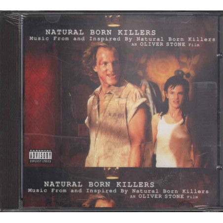 AA.VV. CD Natural Born Killers OST Soundtrack Sigillato 0606949246020