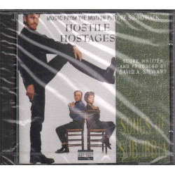 David A. Stewart ‎– Hostile Hostages OST Soundtrack Sigillato 0727872105021