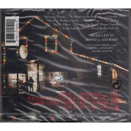 David A. Stewart – Hostile Hostages  OST Soundtrack Sigillato 0727872105021