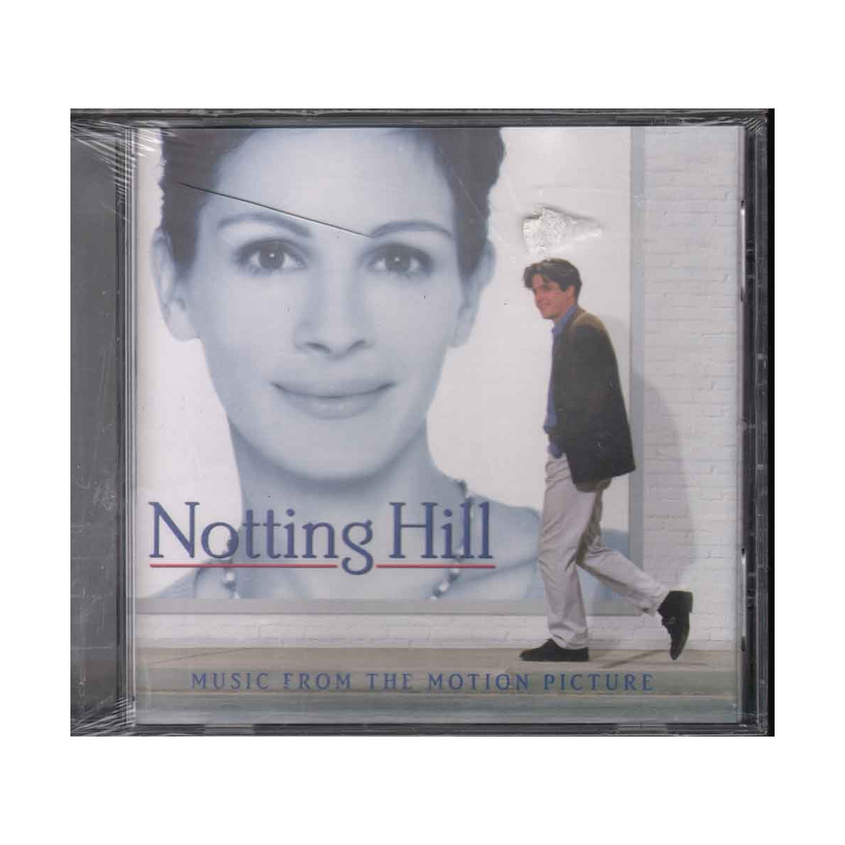 aa vv cd notting hill ost soundtrack sigillato 0731454642828. Black Bedroom Furniture Sets. Home Design Ideas
