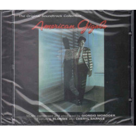 Giorgio Moroder CD American Gigolo OST Soundtrack Sigillato