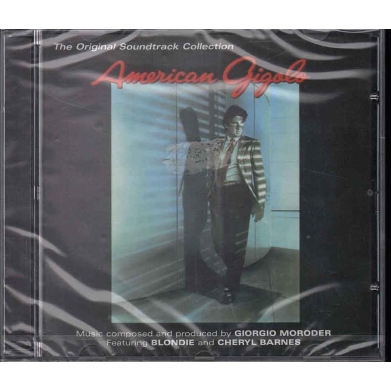Giorgio Moroder CD American Gigolo OST Soundtrack Sigillato 0731455110326