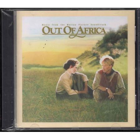 John Barry CD Out Of Africa (La Mia Africa) OST Soundtrack Sigillato 5011781331028