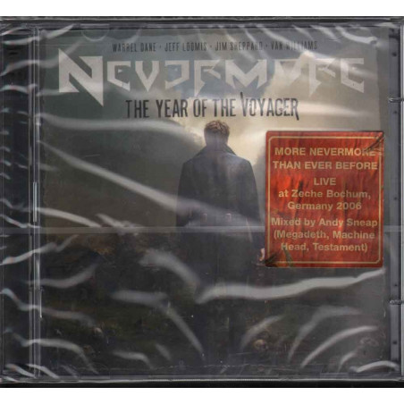 Nevermore 2 CD The Year Of The Voyager Sigillato 5051099761025