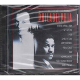 AA.VV. CD Philadelphia OST Soundtrack Sigillato 5099747499821