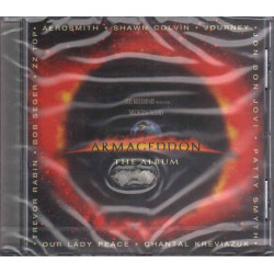 AA.VV. CD Armageddon OST Soundtrack Sigillato 5099749138421