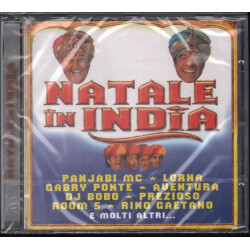 AA.VV. CD Natale In India OST Soundtrack Sigillato 5099751495420