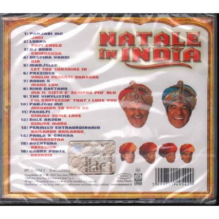AA.VV. CD Natale In India OST Soundtrack Sigillato 5099751495420