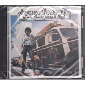 Ivano Fossati CD La Mia Banda Suona Il Rock - ND 71911 Nuovo Sig. 0035627191121