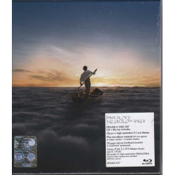 Pink Floyd Cof. BRD CD The Endless River Nuovo Sigillato 0825646213337