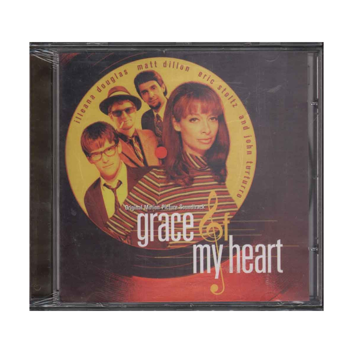 AA.VV. CD Grace Of My Heart OST Soundtrack Sigillato 0008811155421